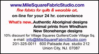 Mile Square Fabric Studio